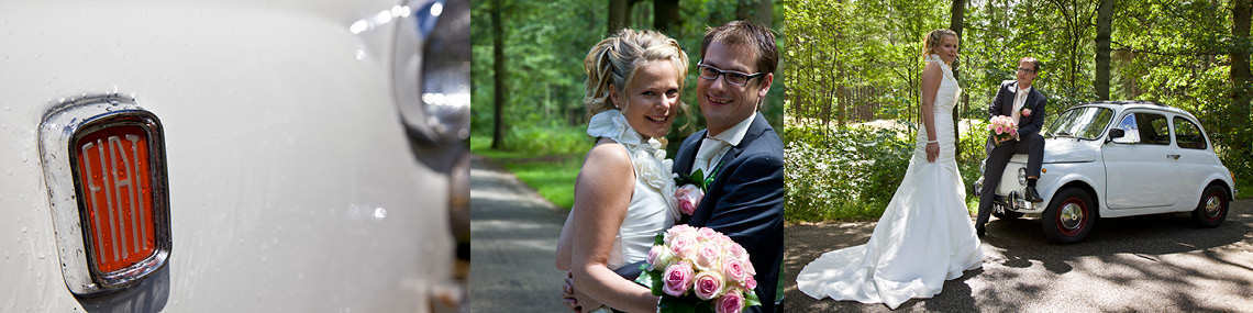 bruiloft Sharon en Vincent Utrecht