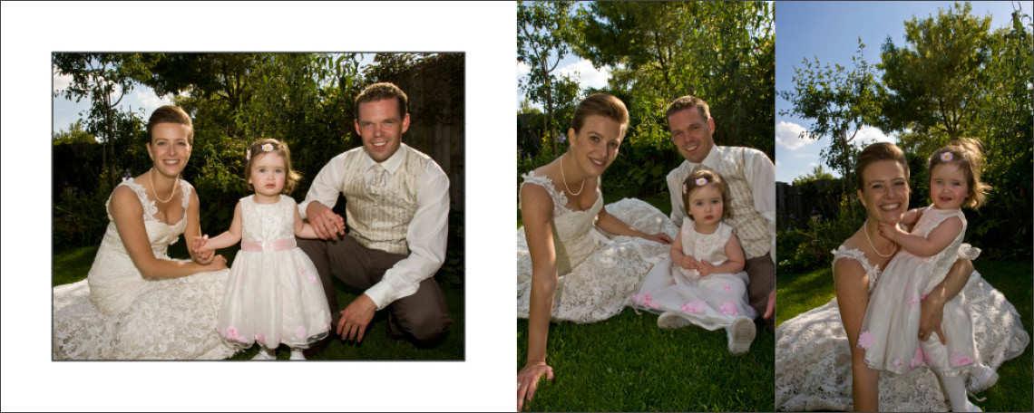Bruidsreportage Wouter en Joyce Houten