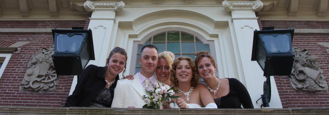 bruidsreportage Oss fotografie