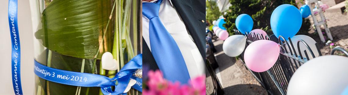 bruidsreportage Constantijn en Marianne